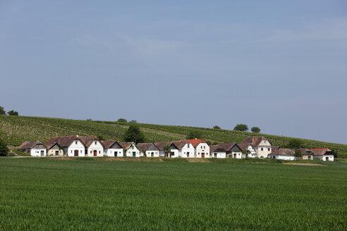 Austria, Lower Austria, Weinviertel, View of houses - SIEF000683