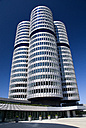 Germany, Bavaria, Munich, View of BMW headquarters - PS000440