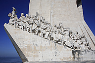 Portual, Lisbon, Belem, View of monument to the discoverers - PSF000454
