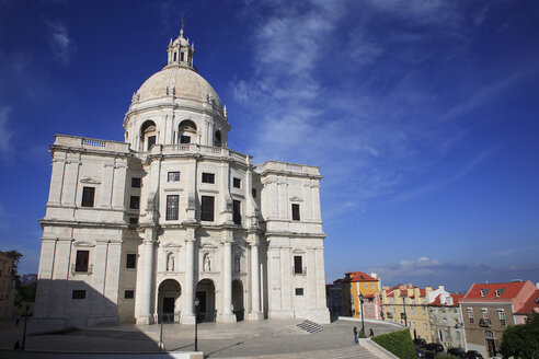 Portugal, Lisbon, View of church of santa engrácia - PSF000456