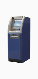 ATM on white background - WBF001087