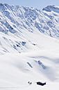 Italy, Trentino-Alto Adige, Alto Adige, Bolzano, Seiser Alm, Group of people on ski tour - MIRF000129