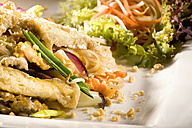 Germany, Bavaria, Munich, Close up of Pad Thai - RNF000594