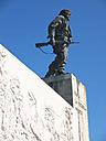 Cuba, Santa Clara, View of Memorial del Ernesto Che Guevara - BSC000042