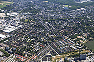 Europe, Germany, North Rhine-Westphalia, Frechen, Aerial view of town - CS015300