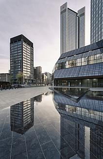 Germany, Hesse, Frankfurt, View of buildings - WA000006