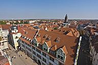 Germany, Thuringia, Gotha, View of city - WDF001164