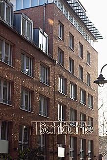 Germany, Bremen, View of building - MS002618