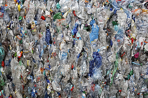 Germany, Recycling of plastic - ANBF000123