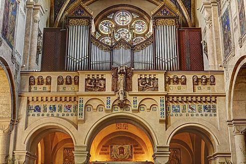 Germany, Bavaria, Weiden in der Oberpfalz, View of St Joseph's Church - SIE002249