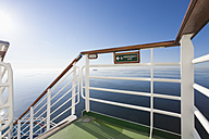 Baltic Sea, Cruise ship travelling between Russia and Finland - MS002625
