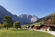 Austria, Tyrol, View of Karwendel Mountains - SIEF002326