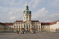 Germany, Berlin, View of Charlottenburg Castle - WWF002077