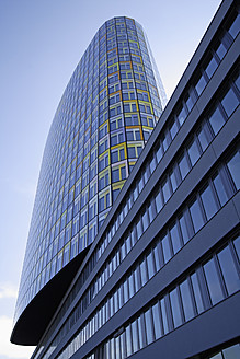 Germany, Munich, View of ADAC center - TC002215