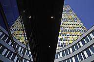 Germany, Munich, View of ADAC center - TC002220