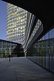 Germany, Munich, View of ADAC center - TC002227
