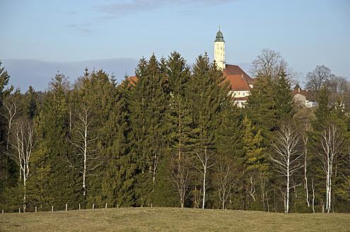 Germany, Bavaria, Reutberg Abbey - LFF000338
