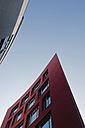 Germany, Bavaria, Munich Westend, Exterior of modern building - LFF000383