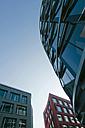 Germany, Bavaria, Munich Westend, Exterior of modern building - LFF000382