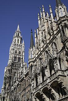 Germany, Bavaria, Munich, View of city hall - TCF002442