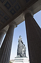 Germany, Bavaria, Munich, View of Bavaria Statue - LFF000477