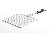 Barbecue grate on white background - MAEF004682