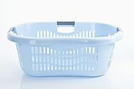 Laundry basket on white background - MAEF004685