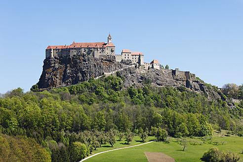 Austria, Styria, View of Riegersburg Castle - SIEF002611