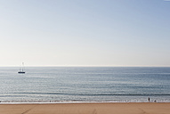Portugal, View of beach - MIRF000502