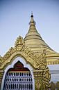 Nepal, Myanmar Golden Temple in Lumbini - MBE000350