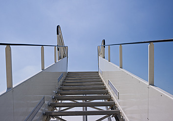 Germany, Mobile gangway - WBF001273
