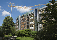 Germany, View of construction site - WBF001285