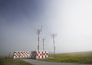 Germany, Antenna on airport - WBF001290