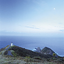 New Zealand, View of lighthouse at Cape Reinga - WBF001237