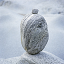 Germany, Stacked stones - WBF001241