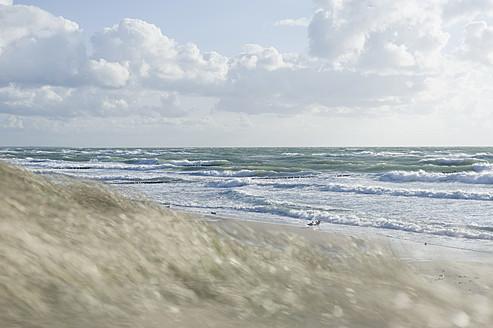 Germany, Mecklenburg Western Pomerania, View of Baltic Sea - MJF000109