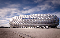 Germany, Munich, View of Allianz Arena - MBO000006