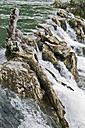Switzerland, Schaffhausen, View of Rhein Falls - MAEF004857