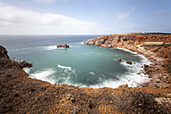 Portugal, View of coastline - WVF000278