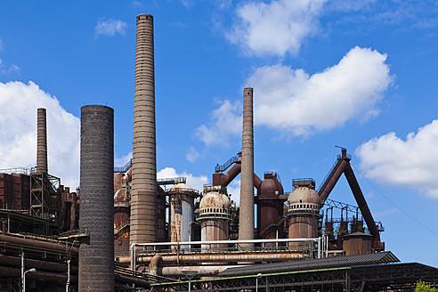 Germany, Saarland, View of Volklingen Ironworks - WD001335