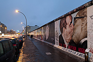 Germany, Berlin, View of East Side Gallery - BFR000131