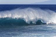 Spain, Breaking of waves at La Gomera - SIEF003091