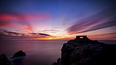 Spain, Menorca, View of Punta Nati - SMAF000097