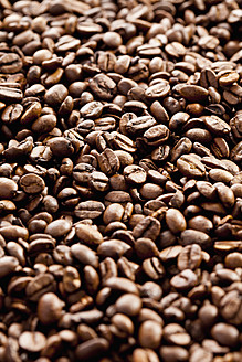 Roasted coffee beans, close up - CSF016250