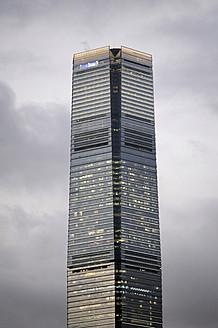 China, Hong Kong, International Commerce Centre at West Kowloon - MIZ000187