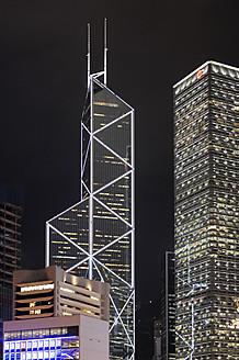 China, Hong Kong, Bank of China Tower in Chung Wan at Central District - MIZ000201