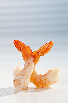 Fresh prawns, close up - CSF016435