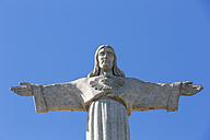 Portugal, Lisbon, View of Cristo Rei at Almada - FOF004680