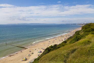 England, View of Bournemouth Beach - WDF001564