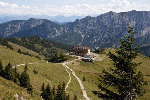 Germany, Bavaria, View of Rotwandhaus - UMF000583